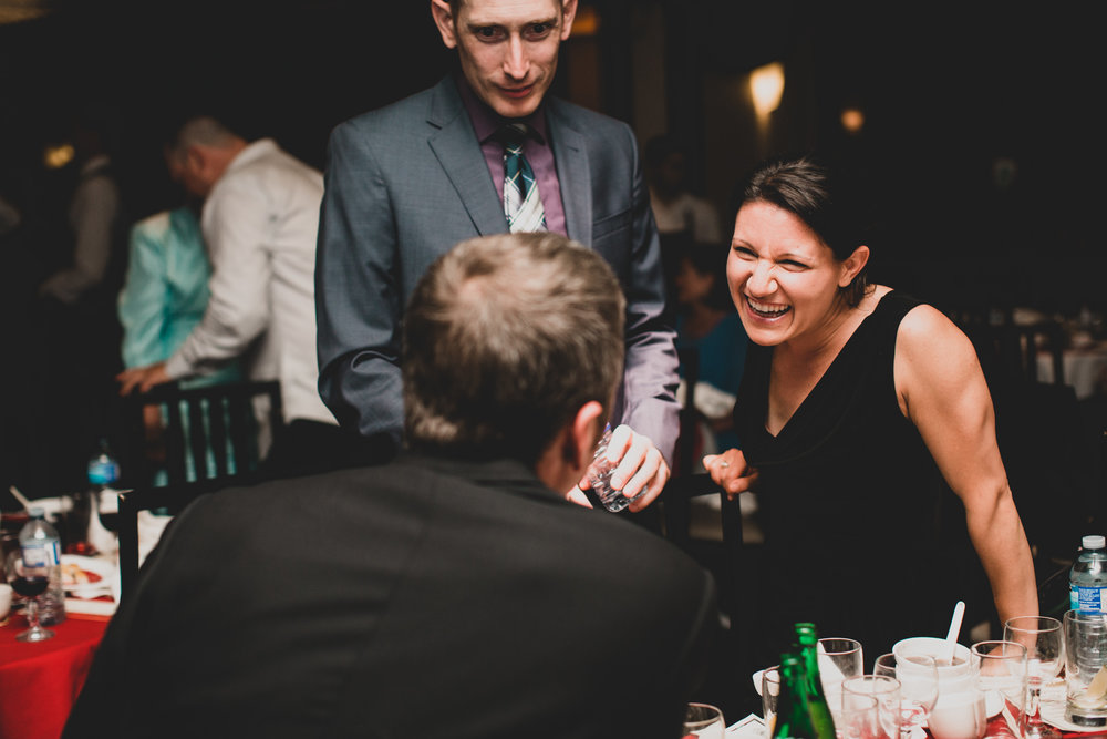 Ottawa Candid wedding coverage