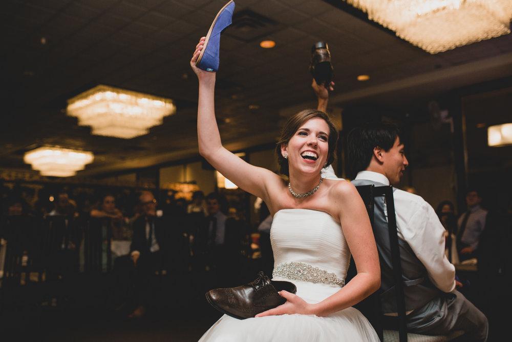 Wedding Games, Shoe Game