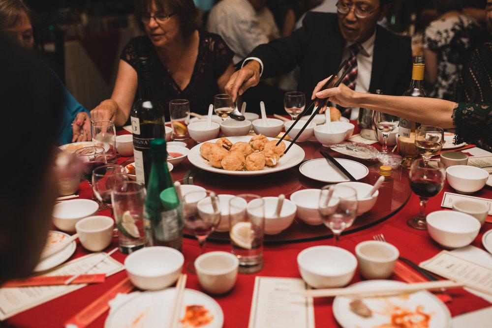 10 Course Chinese Wedding Dinner, Ottawa, Yangtze Restaurant