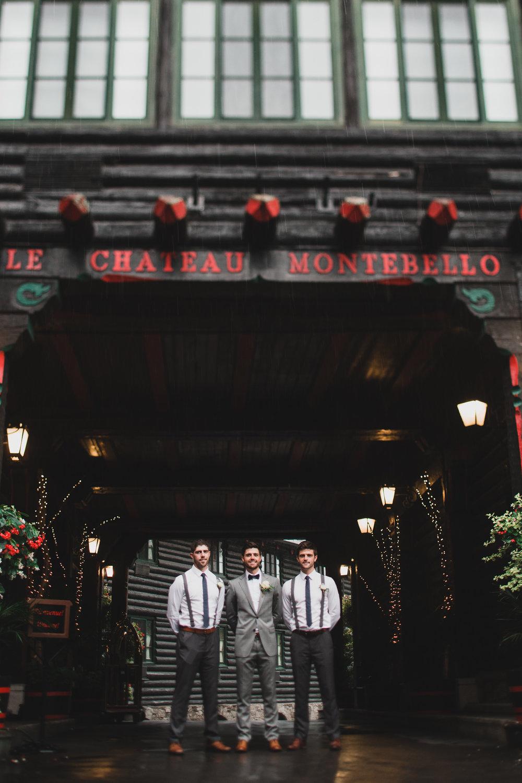 Le Chateau Montebello, Quebec