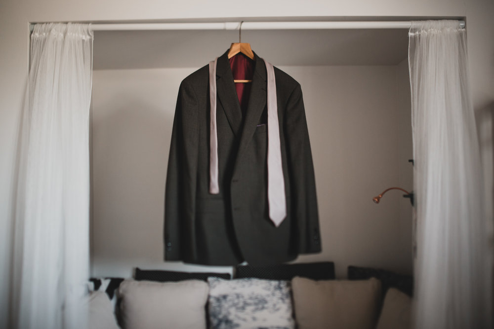 Surmesur Custom Wedding Suit