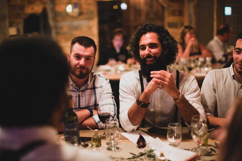 Candid, alternative wedding photographer