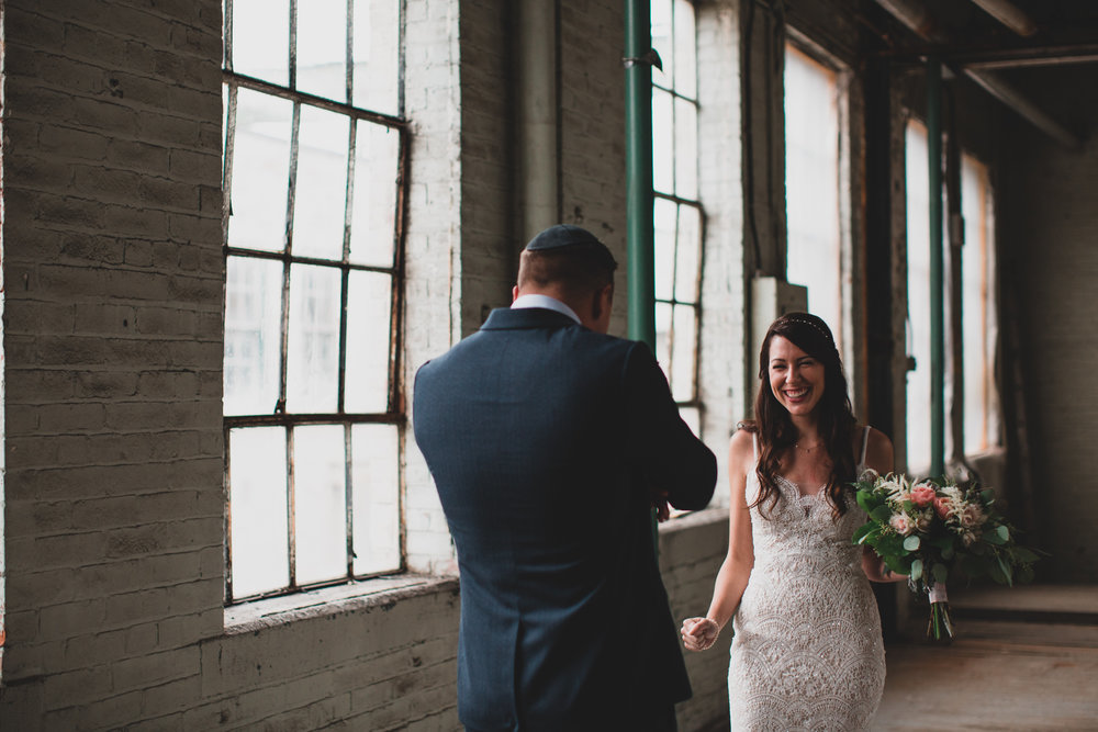 First Look, Ottawa Wedding Moments