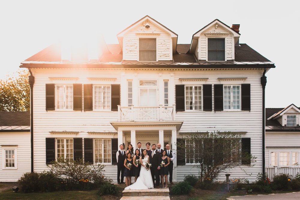 Billings Estate wedding Jonathan kuhn Photography