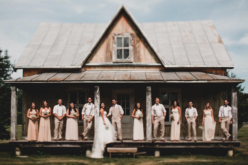 Ottawa cumberland heritage wedding