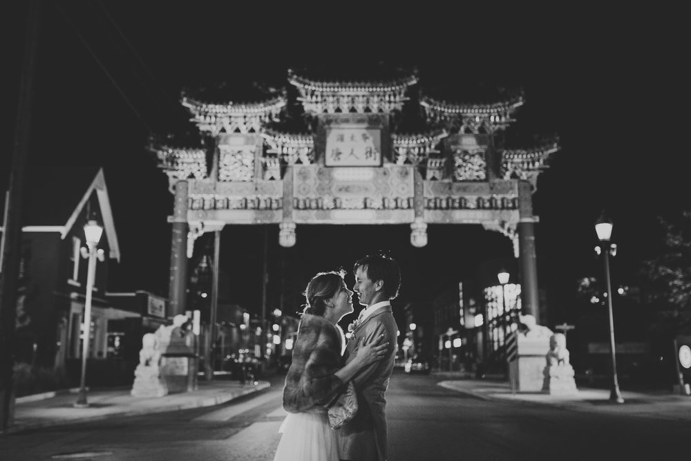 Chinatown wedding photography Jonathan Kuhn