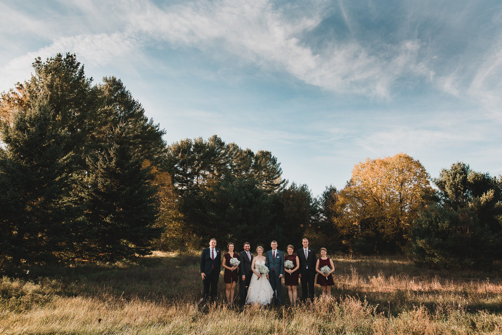 Gatineau Park Wedding Photos