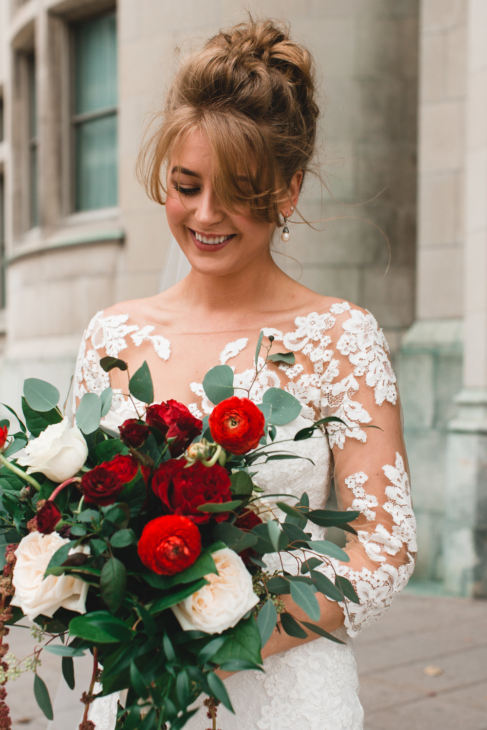 Romantic Ottawa Wedding, Chateau Laurier