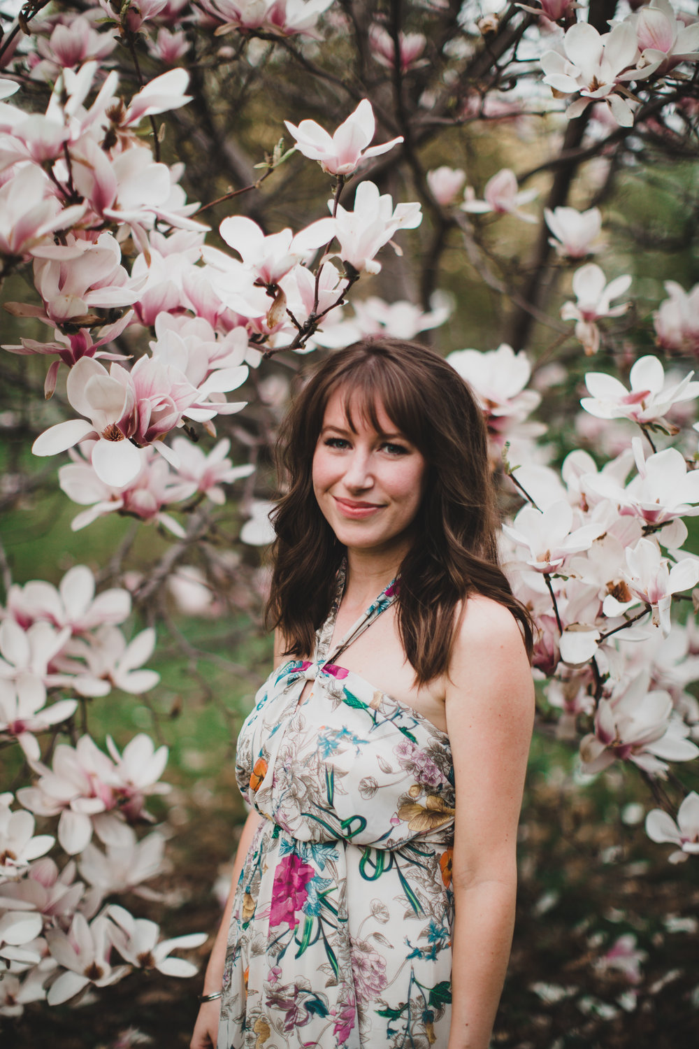 Spring Portrait Session in Ottawa