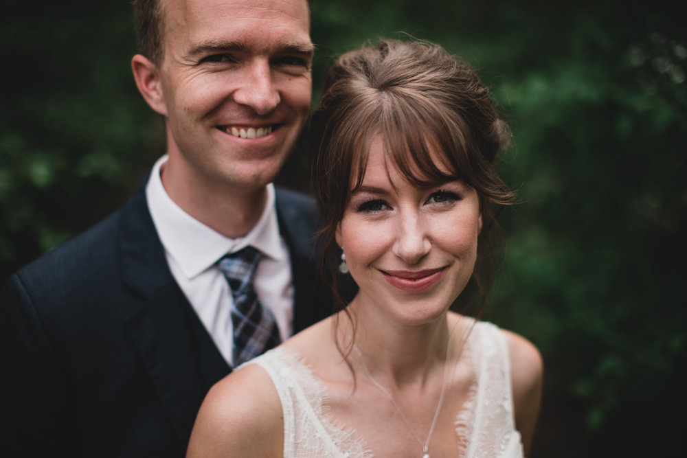 Ottawa Industrial Wedding