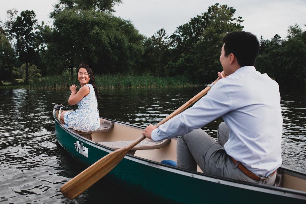 Canoe Engagement Ottawa