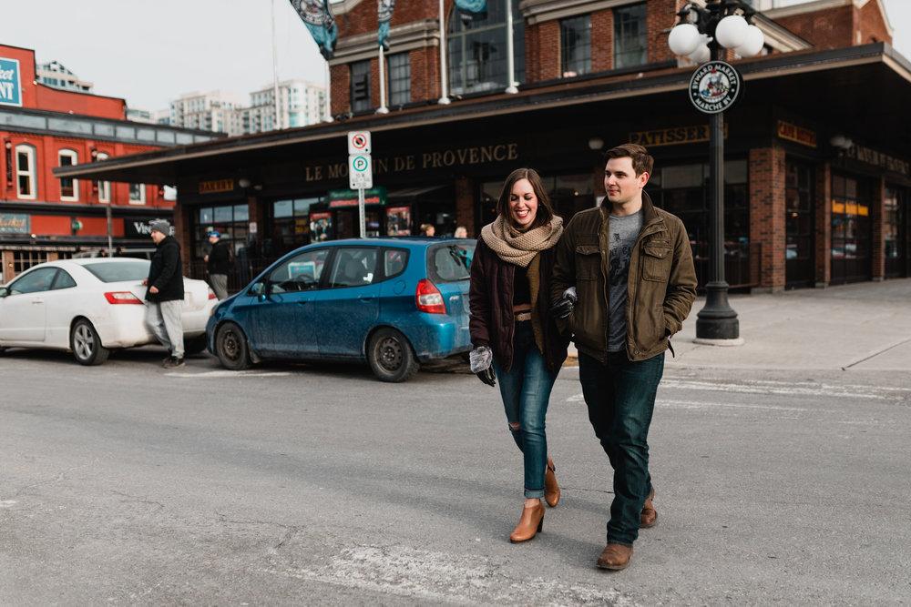Ottawa's Byward Market