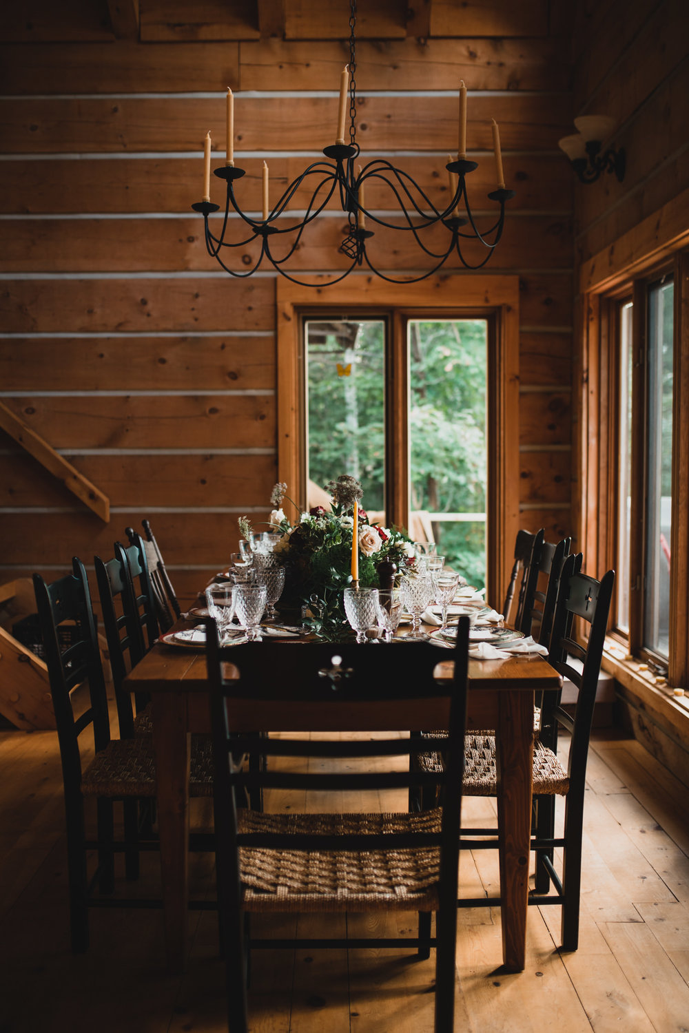Intimate Cottage Wedding in Eastern Ontario