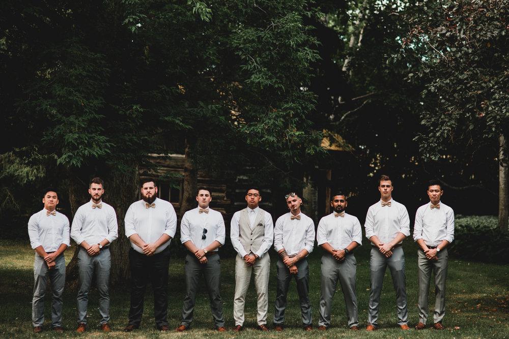Outdoor Wedding Venues in Ottawa
