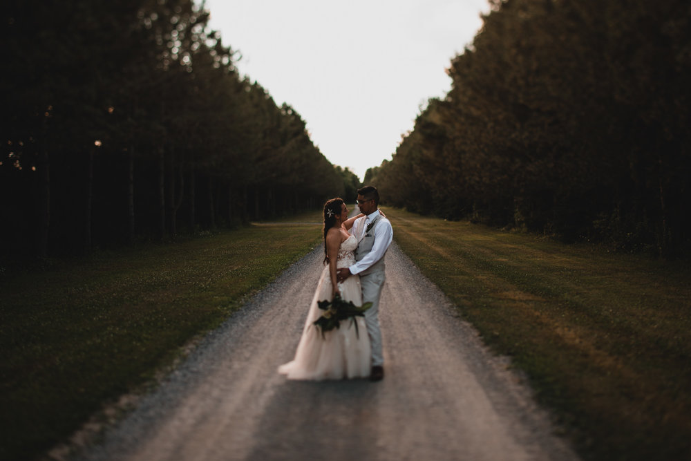 Moody Photographer for Weddings, Perth