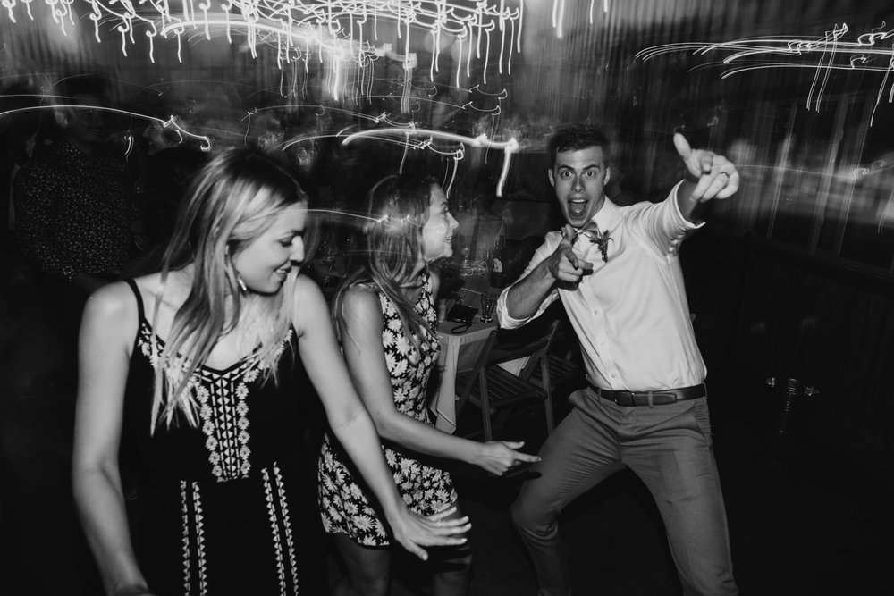 Crazy dance floor photos Ottawa wedding