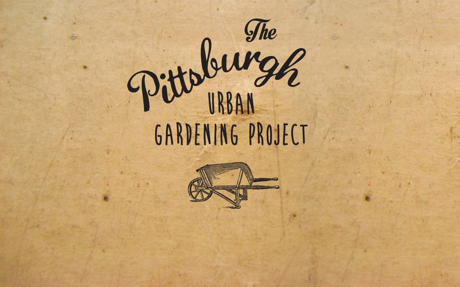 The Pittsburgh Urban Gardening Project