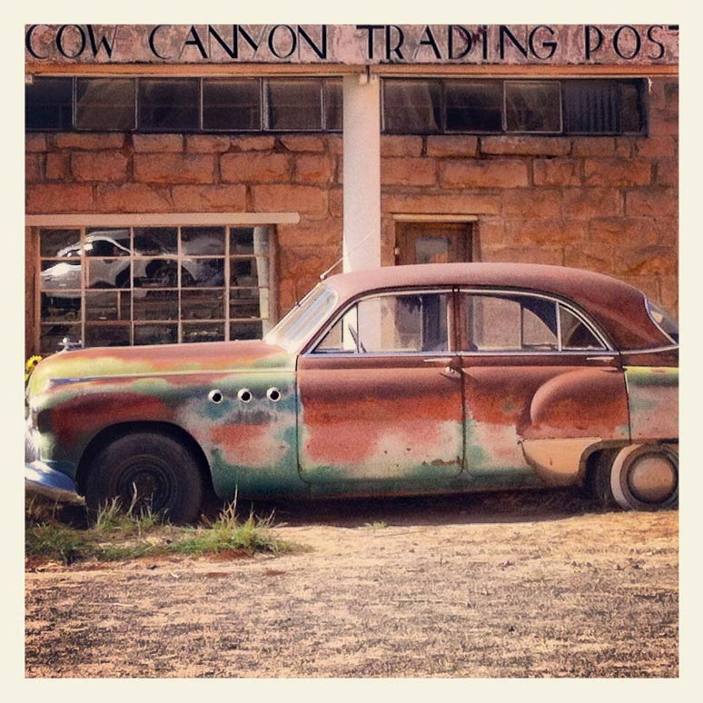 Cow Canyon Trading Post - Bluff, Utah