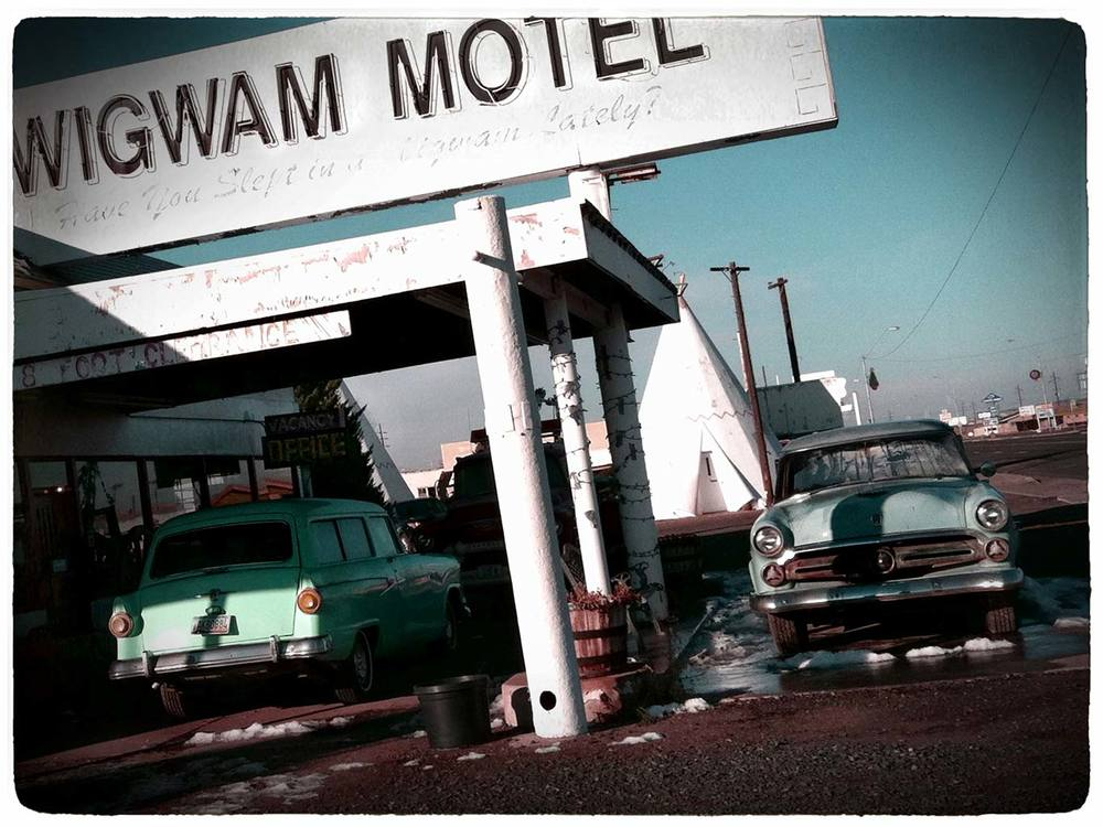 Wigwam Motel, Route 66 - Arizona