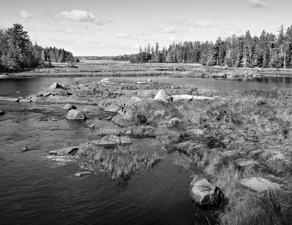 Landscape, Maine
