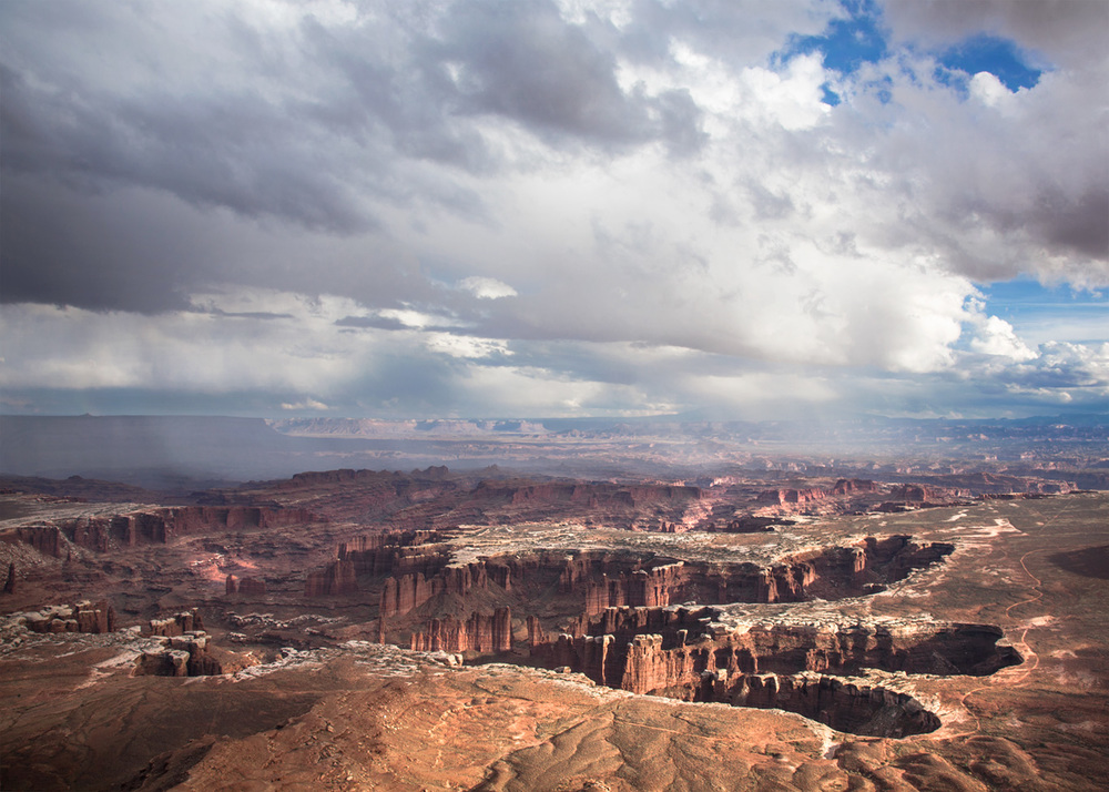 Canyonlands National Park, Island in the Sky - Utah