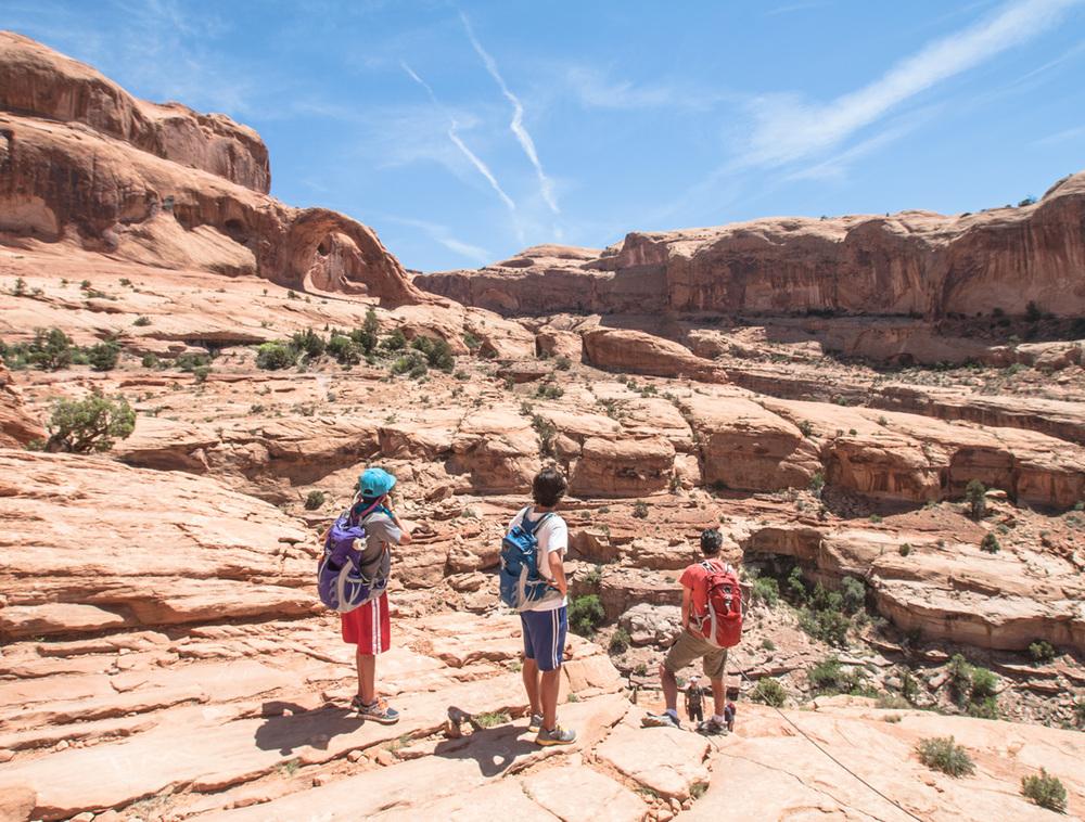 Corona Arch - Moab, Utah