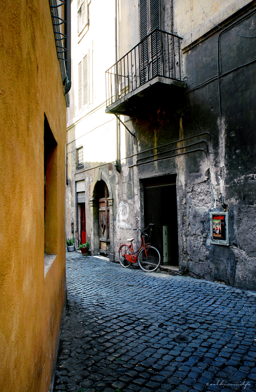 The Alleys of Rome