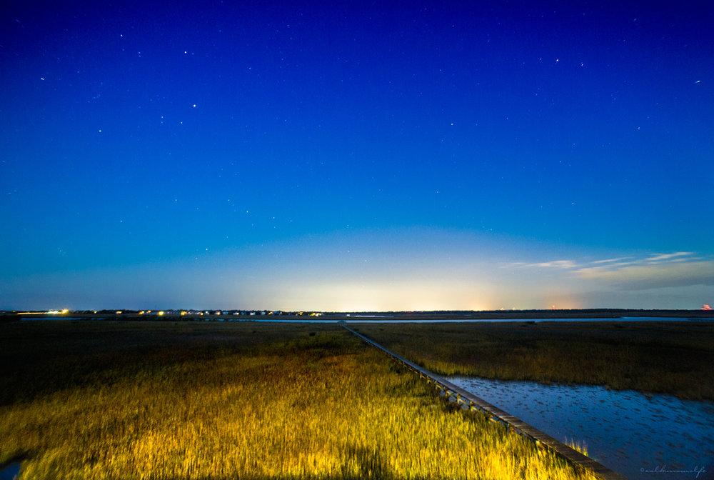 Stars over Marsh