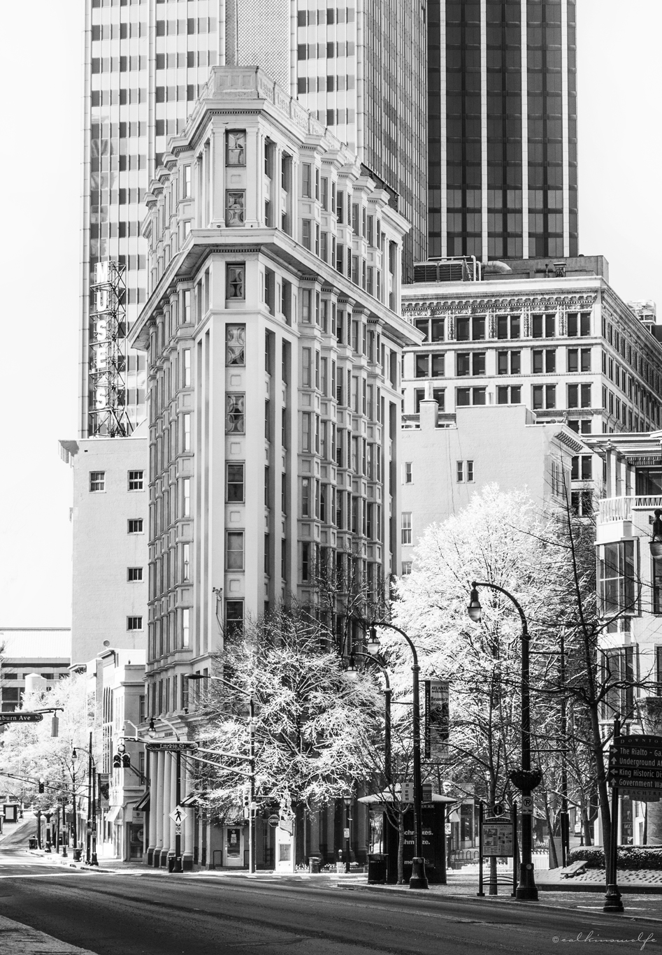 Flatiron Building, Atlanta