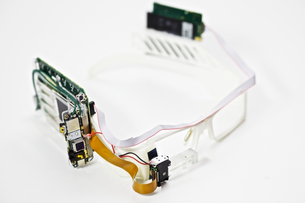 Google Glass – Prototype