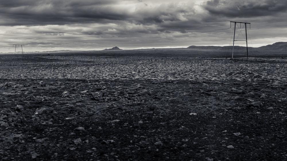 Near Grindavík, Iceland