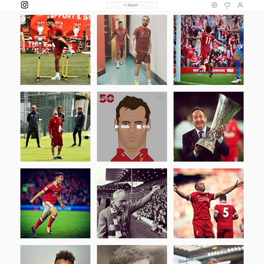 LFC Official Instagram