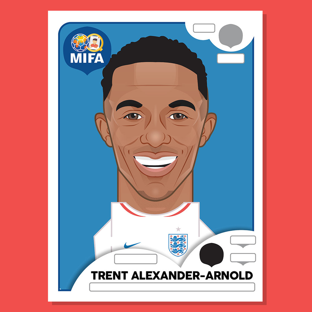 Trent Alexander Arnold - England - by Dave Will @davewi11