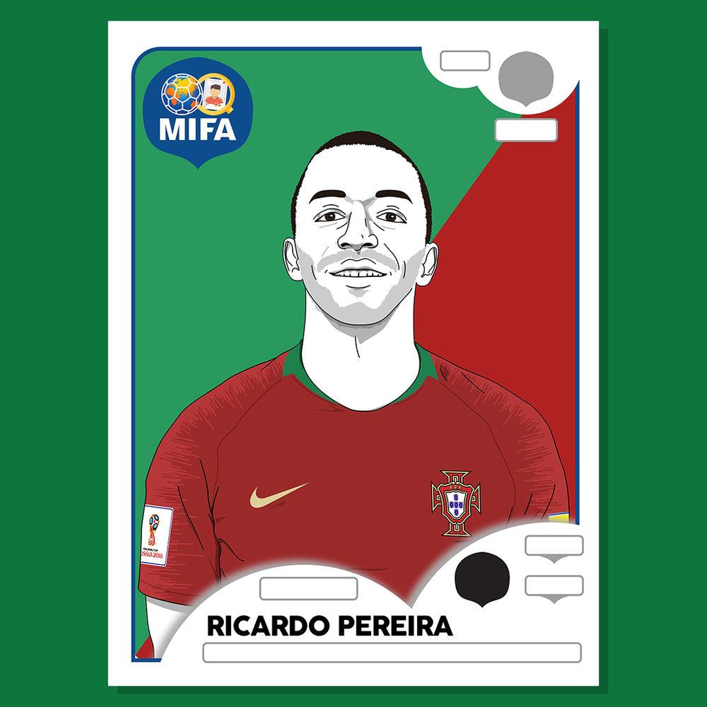 Ricardo Pereira - Portugal - by Da Vin Kim @kim_da_vin