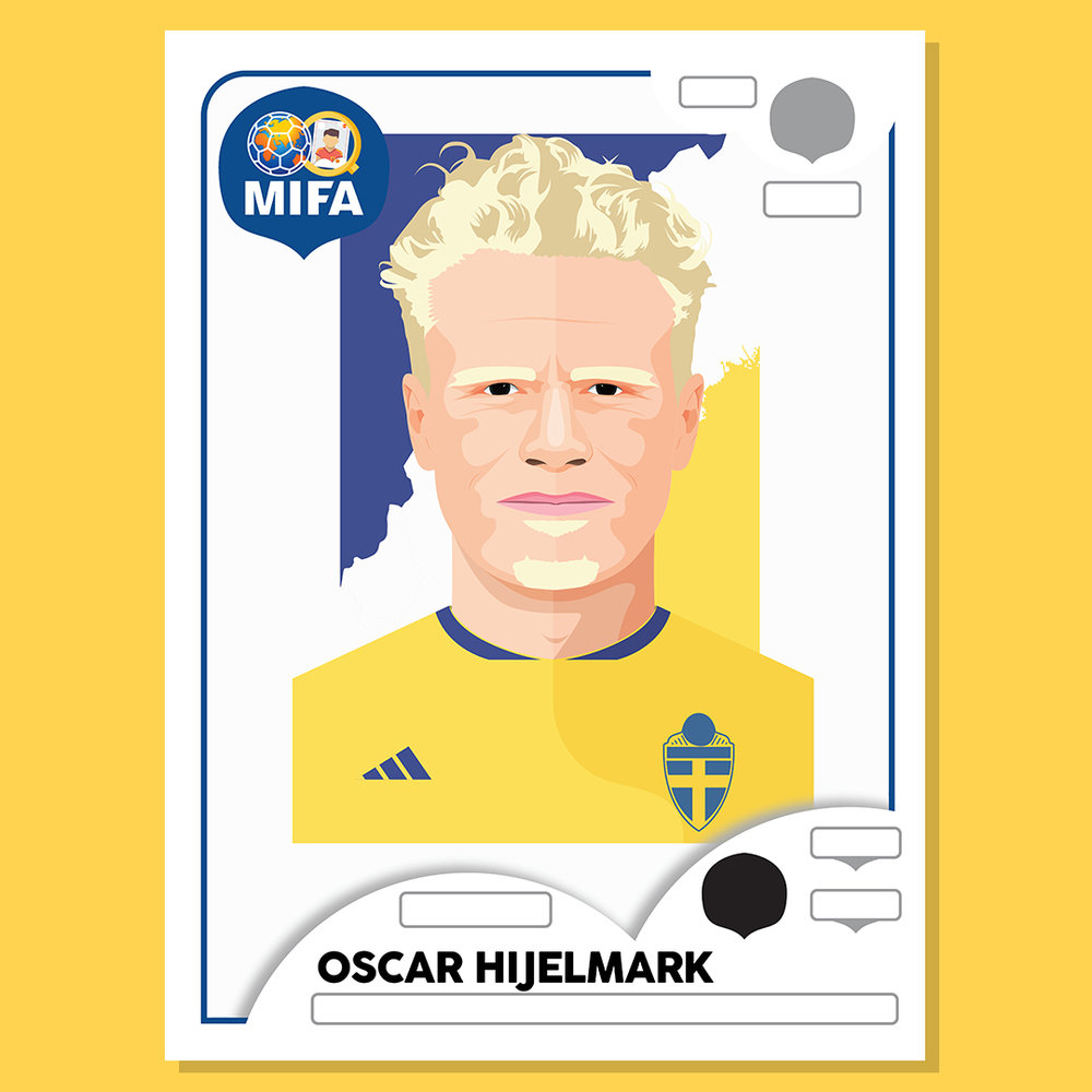 Oscar Hijelmark - Sweden - by Matt Dallinson @themattrd