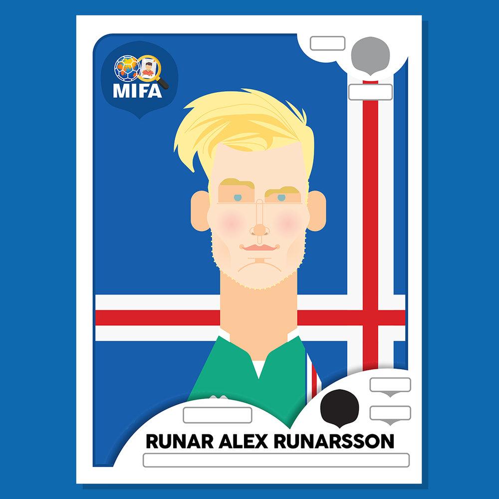 Runar Alex Runarsson - by Martin Laksman @mlaksman