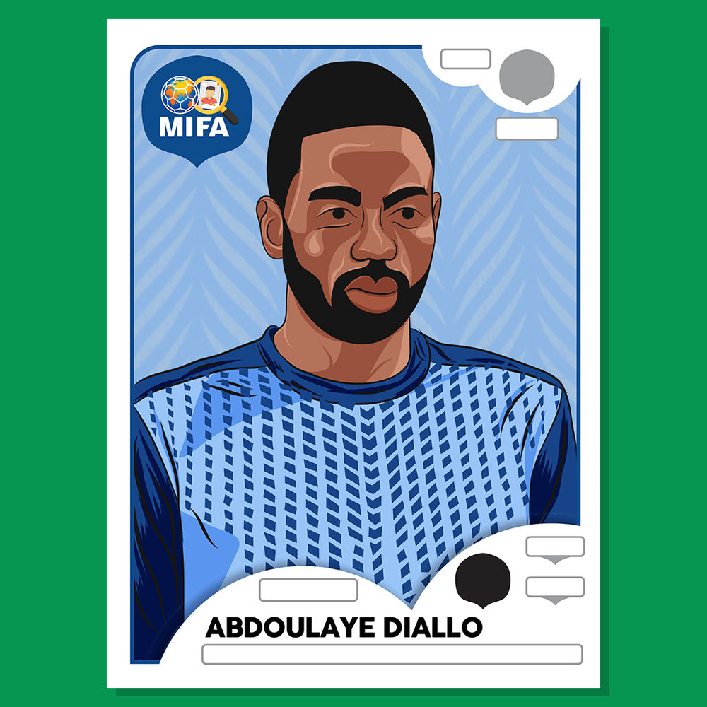 Abdoulaye Diallo - Senegal - by Alex Foxx @aiexfoxx