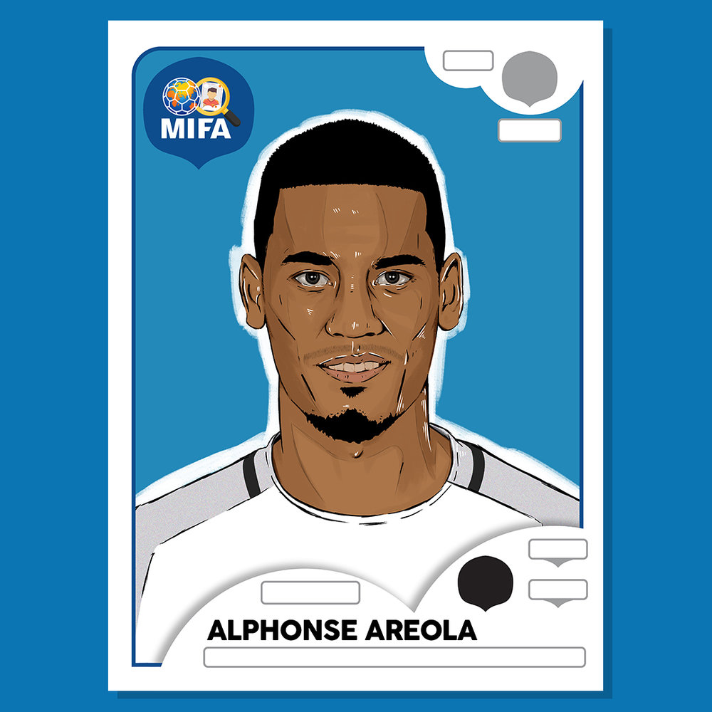 Alphonse Areola - France - by Michael Parry @pazthecreator
