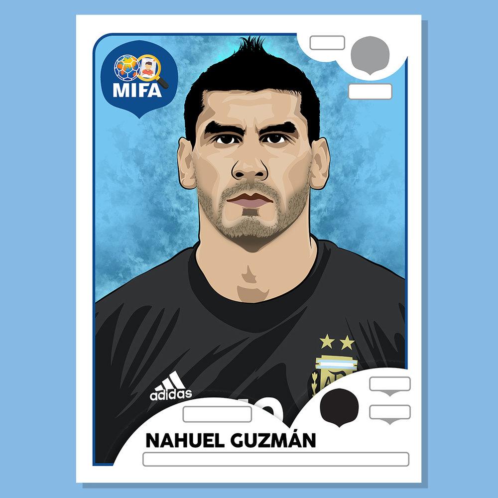 Nahuel Guzman - Argentina - by Sanil Sani @SanilSani