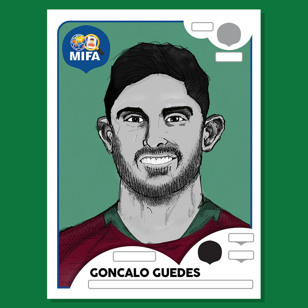 Goncalo Guedes - Portugal - by David Holly @davidhollydesign