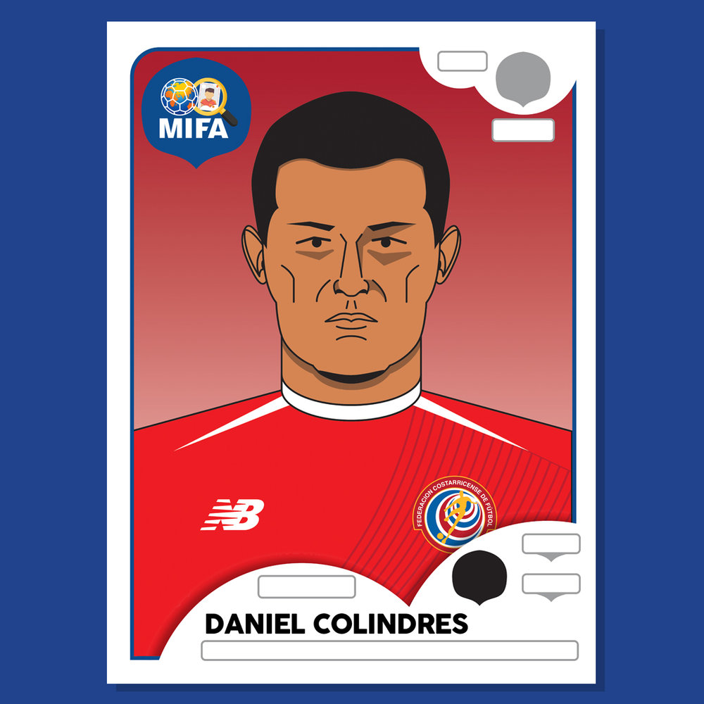Daniel Colindres - Costa Rica - by @AnOxInTheBox