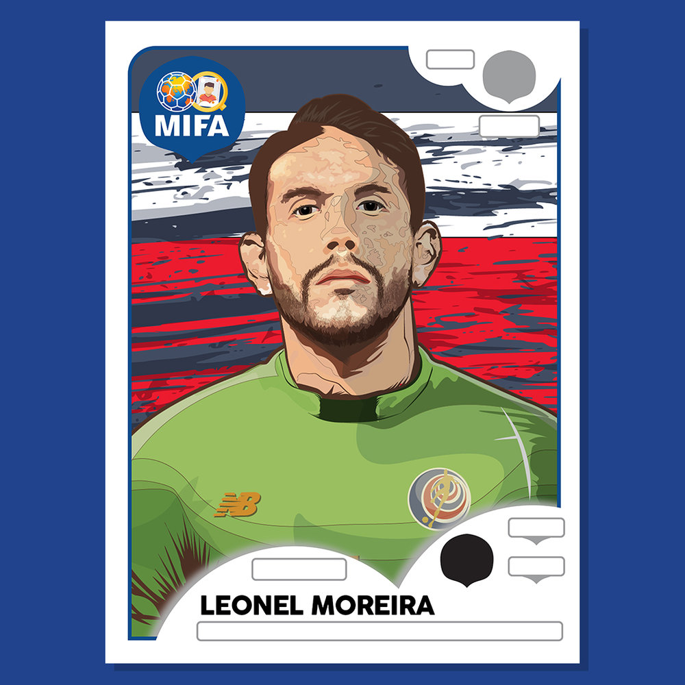 Leonel Moreira - Costa Rica - by Mike McCoole @mccoolecreative