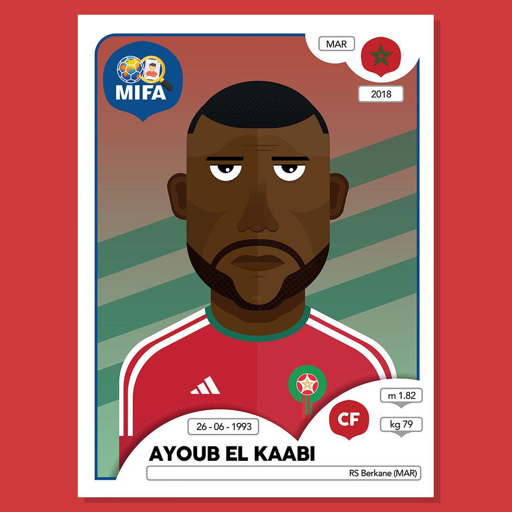 Ayoub El Kaabi - Morocco - by Chris Lewis @bychrislewis