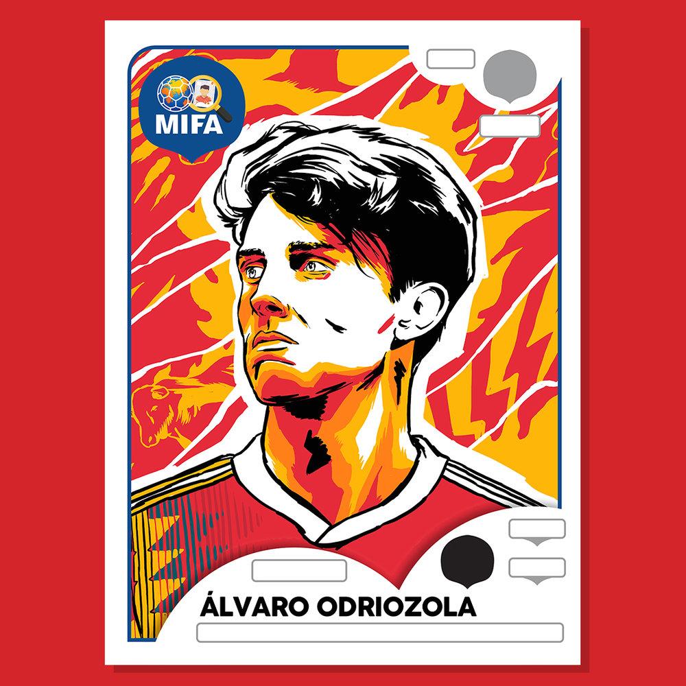 Álvaro Odriozola - Spain - by Scott Lancaster-Collier @getoffscott3