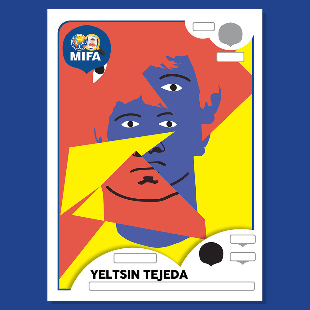 Yeltsin Tejeda - Costa Rica - by Mark Gee @from12yards_