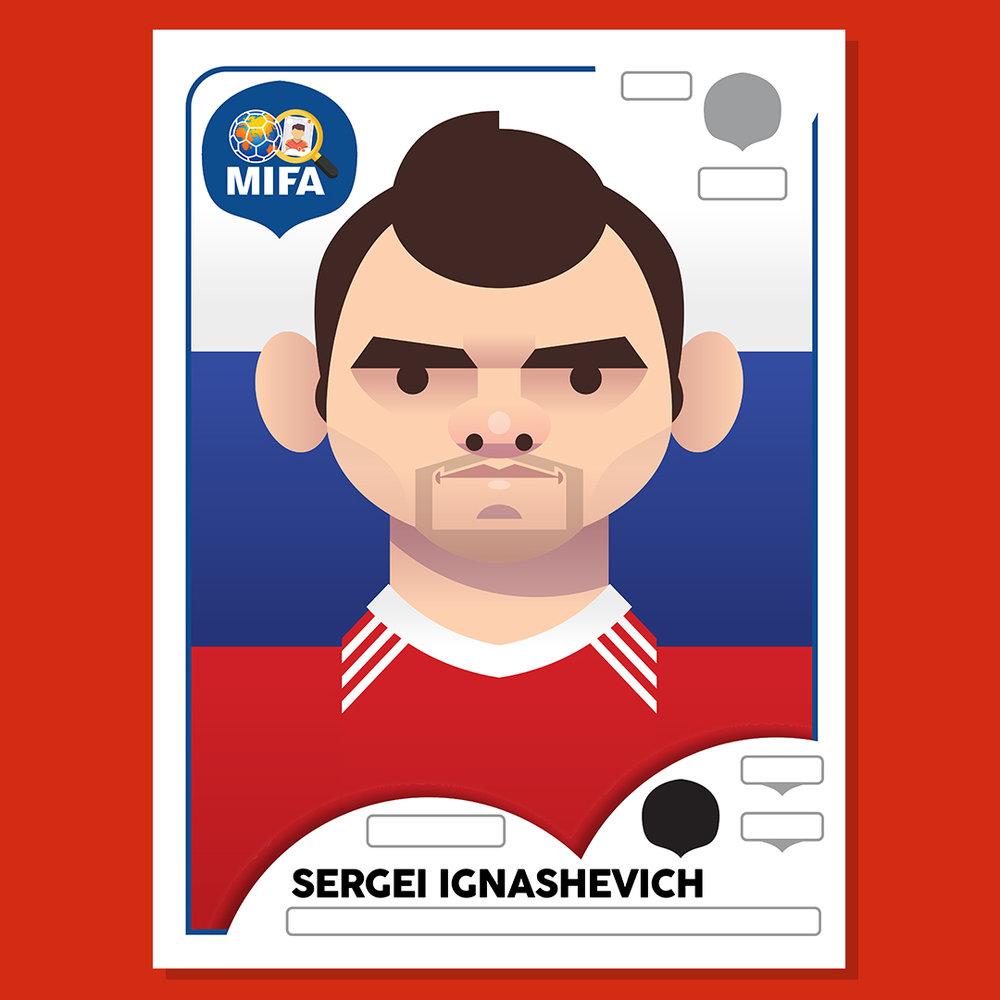 Sergei Ignashevich - Russia - by fqemo @fqemo