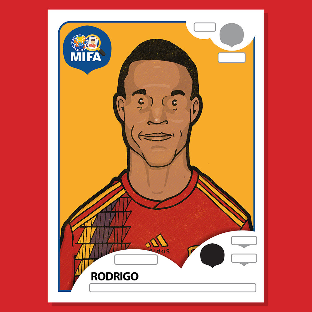 Rodrigo - Spain - by Tim Godden @TJGodden