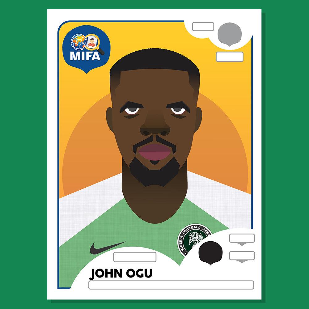 John Ogu - Nigeria - by Guto Silveira @ummonodesign
