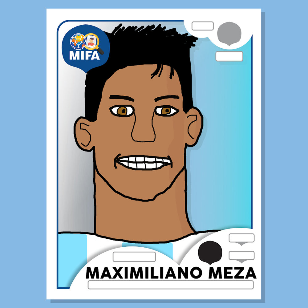 Maximiliano Meza - Argentina - by James @calmdownkidder