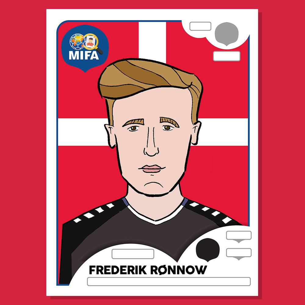 Frederik Ronnow - Denmark - by Peter Rasmussen @badlydoodled